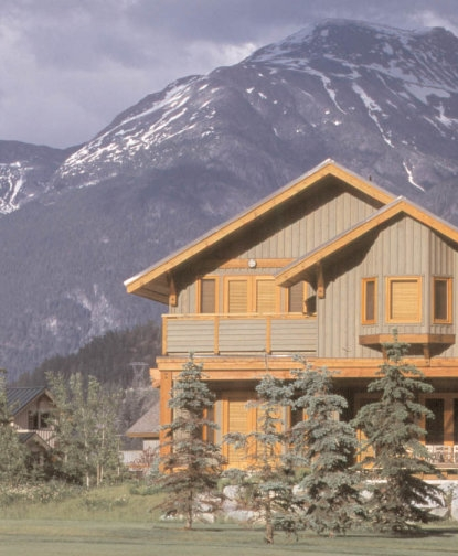 Whistler vacation rentals guide vacation rental by for Whistler cabin rentals